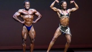 2013 NANBF Natural Central Valley Championships: Men's Physique, Women's Bodybuilding...