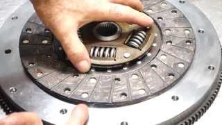 Learn How a Clutch Works -  Basic Clutch Operation and Tips