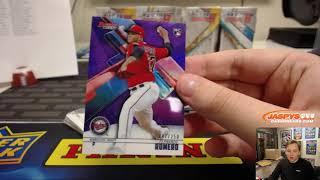 1/20 - 2018 Bowman's Best Baseball 8-Box Case Break #17 *Pick Your Teams*