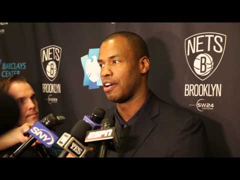 Nets Jason Collins announces his retirement