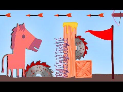 ЭТО НЕВОЗМОЖНЫЙ УРОВЕНЬ! ЧТО МЫ ПОСТРОИЛИ? ( Ultimate Chiken Horse )
