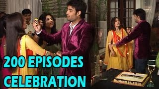 Madhubala Ek Ishq Ek Junoon 200 EPISODES COMPLETION CELEBRATION - MUST WATCH !!!