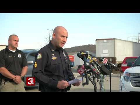 Chattanooga Police Dept's Woodmore Bus Crash update 11/23/16