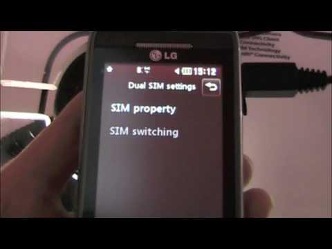 LG GX500 Hands-On @ CTIA 2010