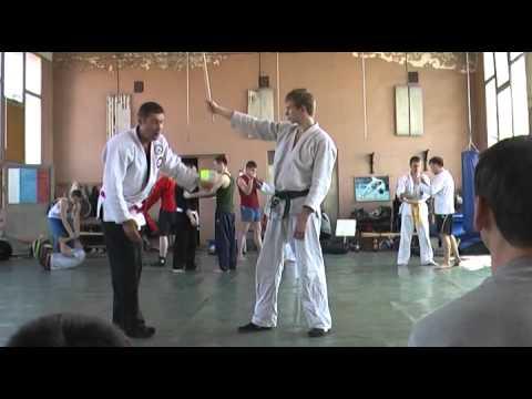 Военно-прикладное самбо..  Искусство рукопашного боя.