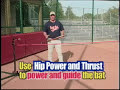 Explosive Rotational Hitting for Beginners thru High School