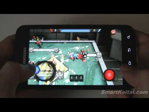 Good Robot Bad Robot for Android - Beta Review (Sprint Galaxy S II)