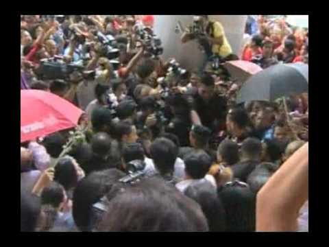 Red Shirt leader Jatuporn Prompan granted bail in surprise move by Thai court