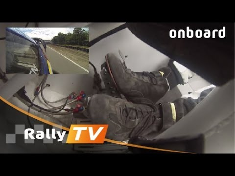Footwork - Supercar RallyCross [HD] Pure Sound