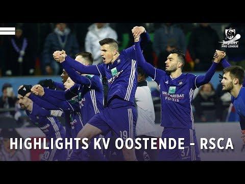 KV Oostende 0-2 RSCA - Highlights 17/03/19