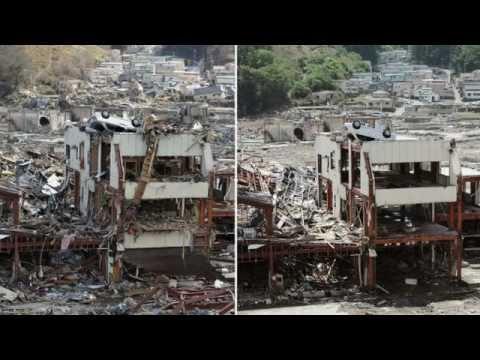 Rebuilding Japan After Tsunami video