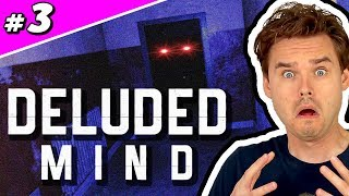 Deluded Mind #3 - Ending + Bonus Easter Egg! | Deluded Mind Horror Game Playthrough