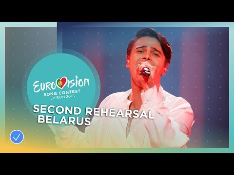 ALEKSEEV - Forever - Exclusive Rehearsal Clip - Belarus - Eurovision 2018