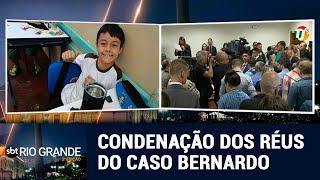 SBT Rio Grande 2ª edição - 15/03/19 - Condenação dos réus do Caso Bernardo