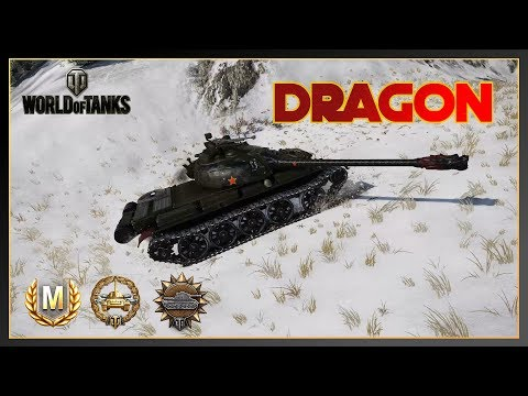 World of Tanks // Dragon Type 62 // Ace Tanker // Scout // Xbox One
