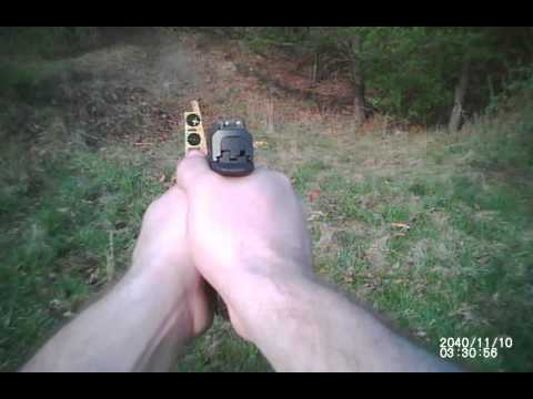 M&P40 point of view 30rounds on target