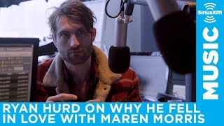 Ryan Hurd Opens Up About Why He Fell In Love With Maren Morris On The Highway