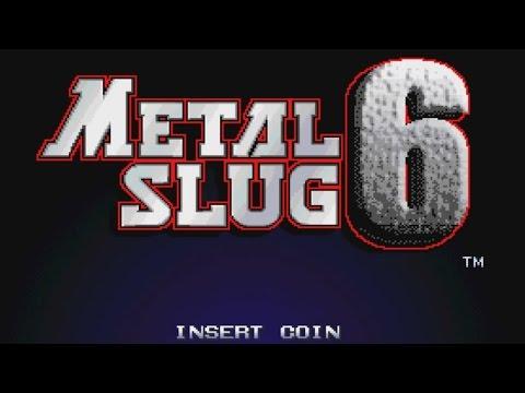 Metal Slug 6 (Metal Slug 3 Rom Hack) - Neo Geo Longplay HD