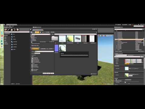 Создание уровня в Unreal Engine 4 - Импорт модели в UE4