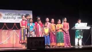 Odi Vilaiyadu pappa - Ara Neri School Pasadena