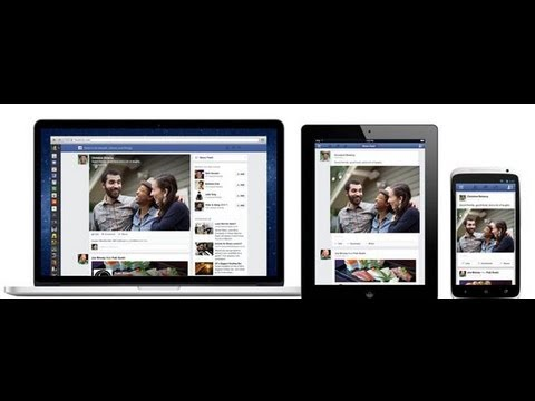 Facebook starts rolling out a new look News Feed