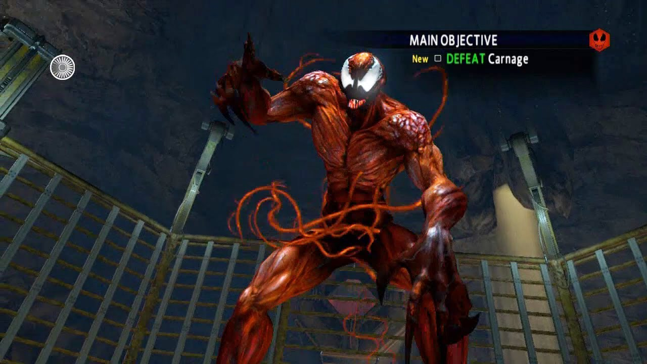The Amazing Spider Man 2 Video Game Carnage The Amazing Spider-Man 2