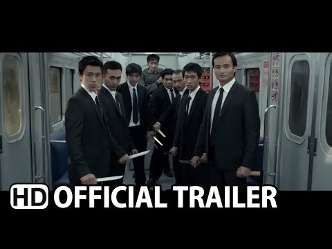 The Raid 2: Berandal Official Trailer #2 (2014) HD