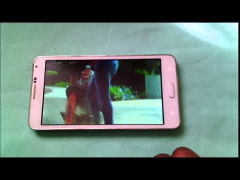 Samsung Galaxy Note 3 Review (korean version)_Tienda Online _