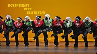 Hozan Remzi feat. Elif Biyani - Şexani Halay (HD Ses Kalitesiyle)