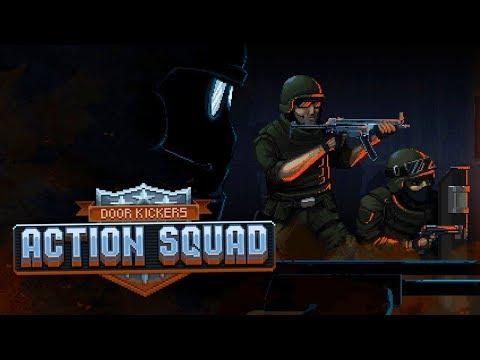 РАБОТАЕТ СПЕЦНАЗ! - Прохождение Door Kickers: Action Squad!