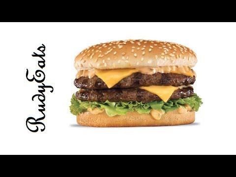 Big Carl Big Mac Clone Review - RudyEats