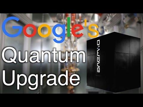 D-Wave Quantum Computer (Google's Quantum Leap)