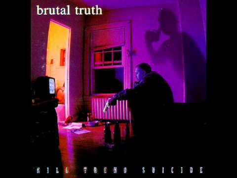 Brutal Truth - Zombie