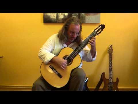 Matteo Carcassi Etude No 5 Op. 60