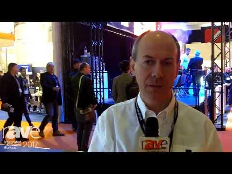 ISE 2017: IMECON Exhibits Dustproof & Waterproof LED Display