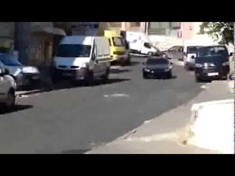 Harun Taştan S2000 ile Sokaklarda Yan Yan