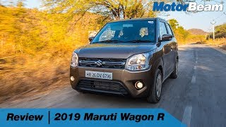 2019 Maruti Wagon R Review - Beware Santro | MotorBeam