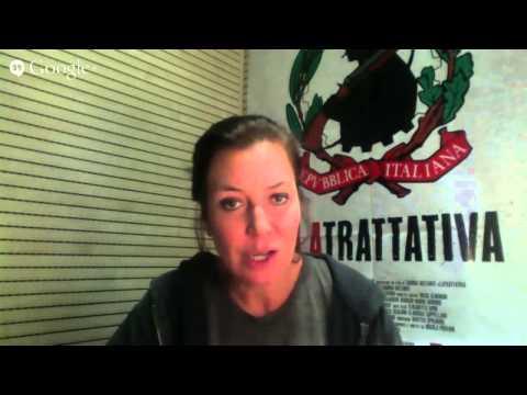 #LaTrattativa – Videochat in diretta con Sabina Guzzanti
