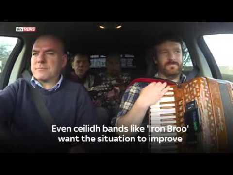Aberdeen Oil  Liftshare Interviews