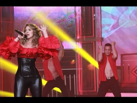 Yo Soy: Thalía provoca a los espectadores cantando Piel Morena...