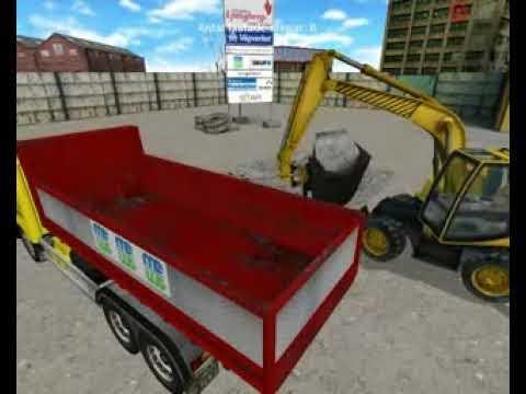 excavator simulator - symulator koparki