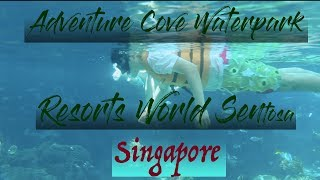 Having Fun at Adventure Cove Waterpark Singapore II Resorts World Sentosa Singapore