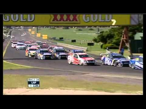 V8 2010 - Sandown: Race 24 Highlights