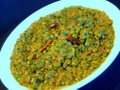 Methi Malai Mater (Fenugreek Leaves with Peas &amp…