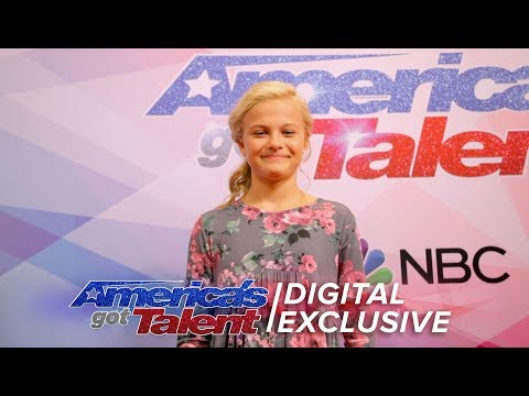 Mandy, Darci, and Kechi Give Priceless Audition Tips - America's Got Talent 2017