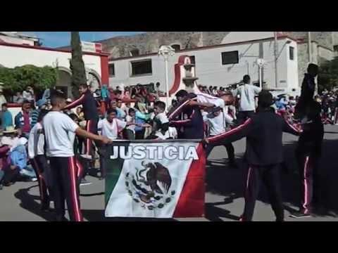 Desfile Cívico Deportivo en Zacoalco