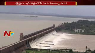 Heavy Rains in Telugu States; Dams and Reservoirs Brimming as Water Level Increase With Heavy Inflow