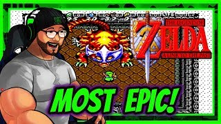 Part.2 | Most Epic Game | Legend Of Zelda | A Link To The Past |