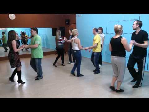 Школа танцев Шаг вперед. Сальса Нью Йорк