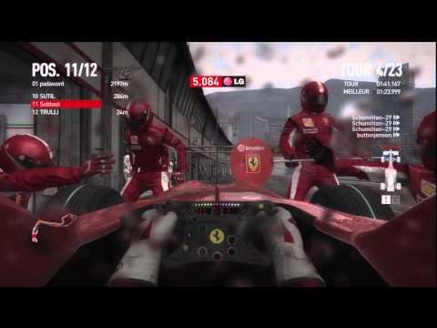 GP19 Vidéo du grand prix de Bahrein sur le jeu F1 2010 sur PS3. Pour le championnat du forum passionf1.forumactif.com.